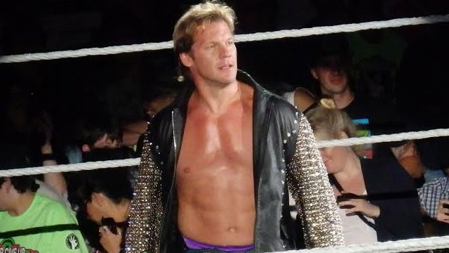 Chris Jericho 2015 Chris Jericho Has Message For