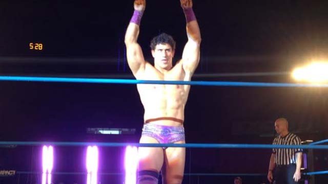 EC3 Talks Wrestling Sting In His Last TNA Match, Learning From John Cena, If Kurt Angle Will Be Back