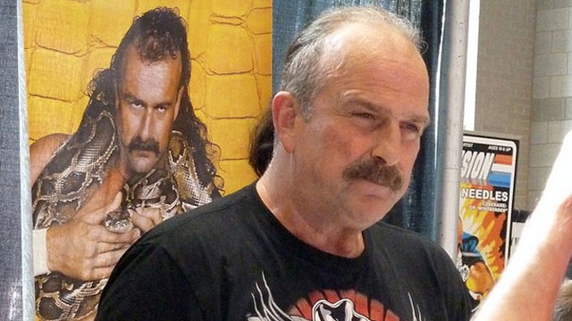 "Jake ""The Snake"" Roberts News, Info And Videos"