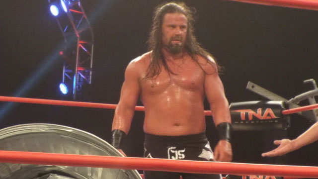 James Storm on what TNA told him regarding Destination America cancellation reports