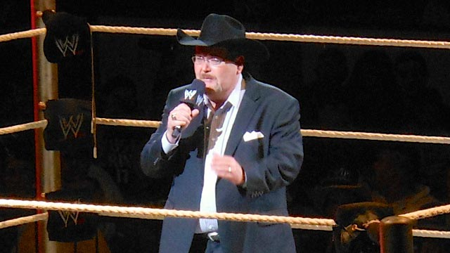What Caused Jim Ross To Be Hospitalized On Thursday Night, Undiagnosed Stroke Also Found
