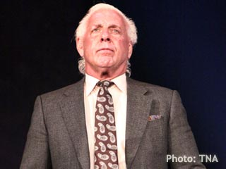 Warrant Issued For Ric Flair's Arrest