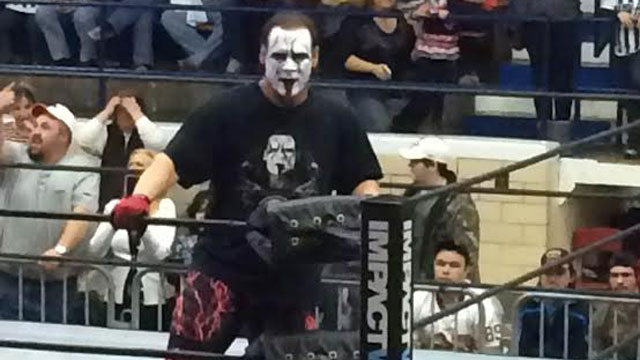 Another Rumor On Sting's Teaser For Next Monday, WWE DVD Pushed Back, Japan Attendance