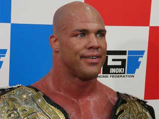 Kurt Angle Says He Doesn't Want The TNA World Title