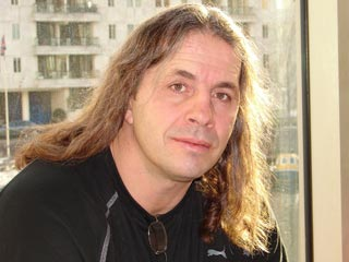 Bret Hart Returning To The Ring At Madison Square Garden
