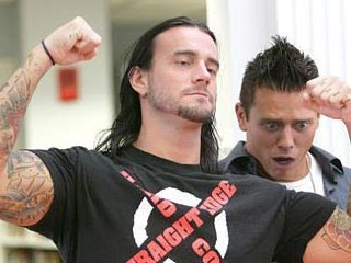 CM Punk May Be Given A Bodyguard
