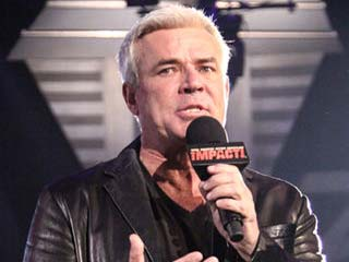 Eric Bischoff: Working The Fans Or Leaving TNA?
