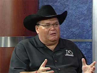 Jim Ross Blogs: Writing A Book, Visiting FCW, UFC's Dana White