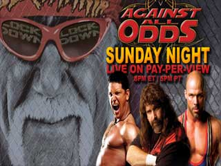 Final Card For Tonight's Against All Odds PPV Inside Here