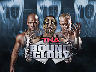 Final Card For Tonight's TNA Bound For Glory PPV