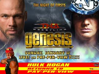 TNA Genesis Results - January 11, 2009