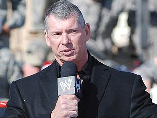 Report: Vince McMahon At RAW W/ 2 Black Eyes & Cuts