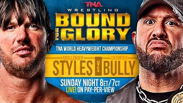 'TNA Bound For Glory' Results - New Champions Crowned, EC III Debuts, More