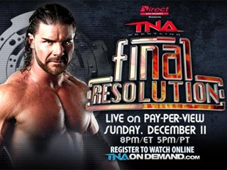TNA Final Resolution (2011)