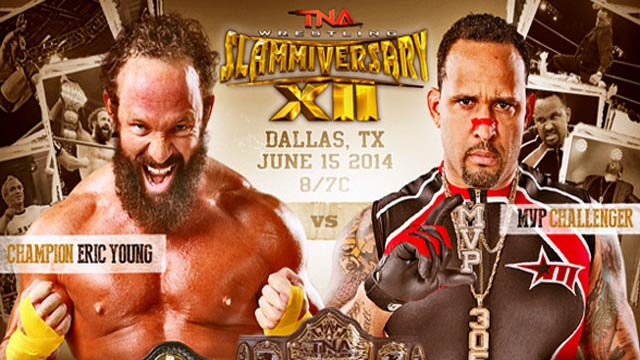 TNA Slammiversary Results - EY Defends In A Steel Cage, Dallas Cowboys Get Involved, More