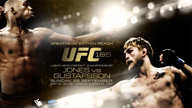 UFC 165 Results: Did Jon Jones Retain?, Two Title Fights