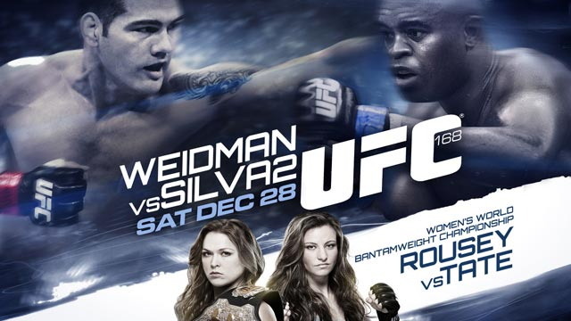 UFC 168 Results: Anderson Silva Breaks His Leg In Chris Weidman Rematch, Rousey Vs. Tate II