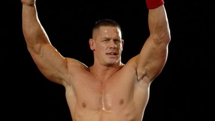 John Cena Wrestles SmackDown Dark Match, Sings For Hornswoggle
