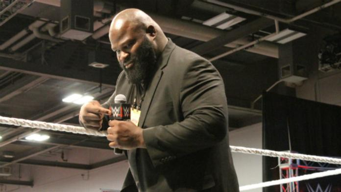 Mark Henry Out Of Action For A While