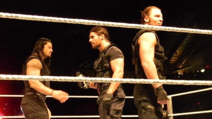 John Cena & The Shield Team At Tonight's WWE Event In Springfield, Big Show, Booker T
